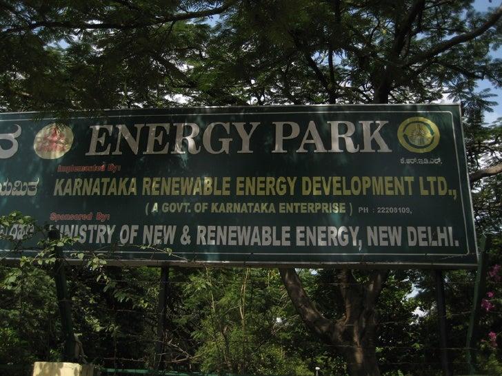 Energy Park, Bangalore
