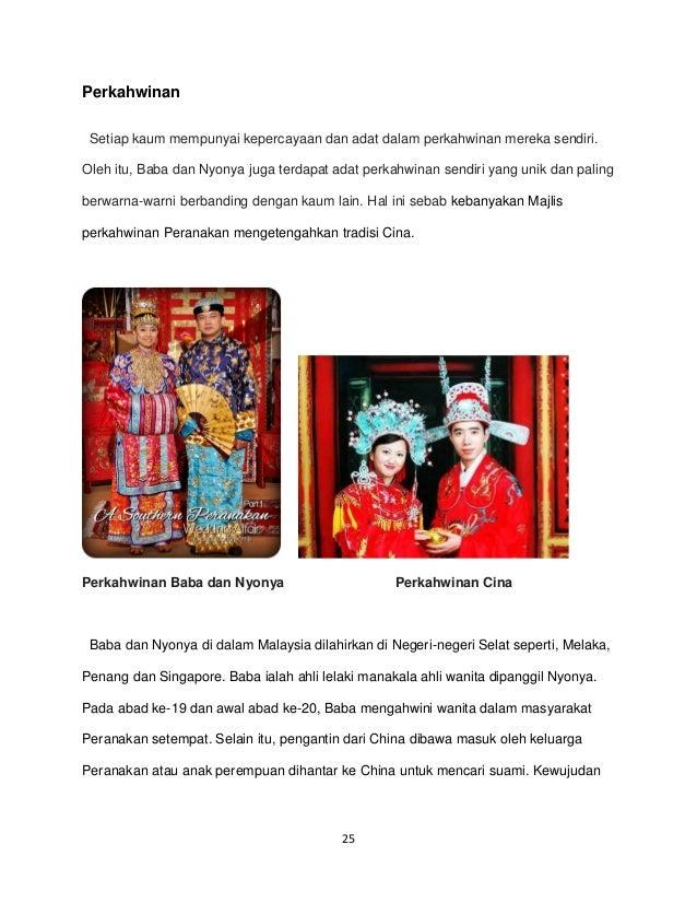 Baba Nyonya Report