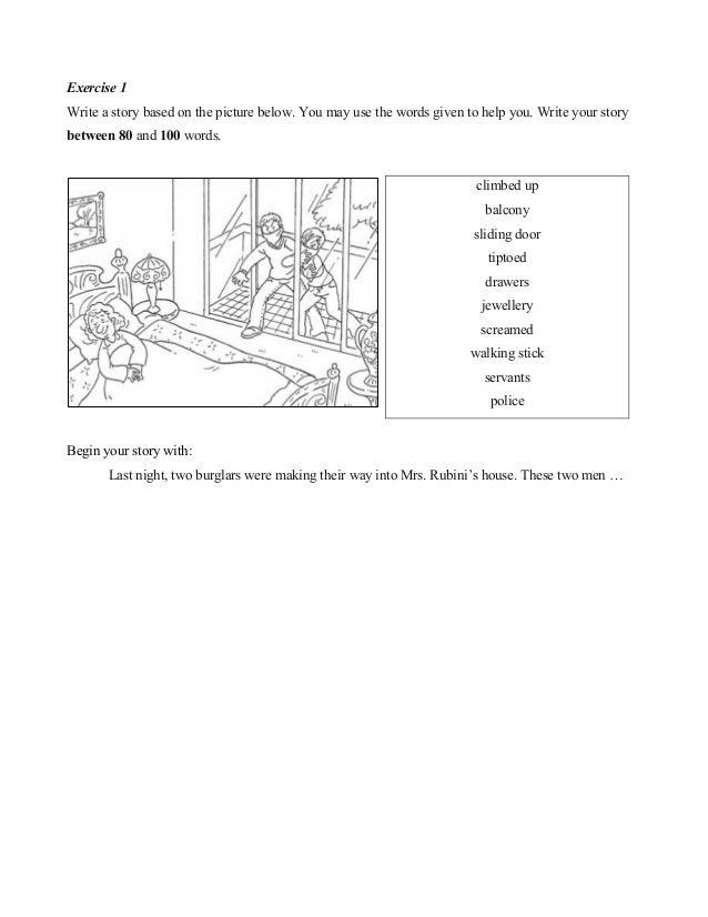 Upsr 014 Penulisan Section C English Learning Teaching Guide Facebook