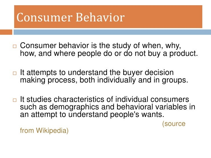 customer behavior in e-commerce