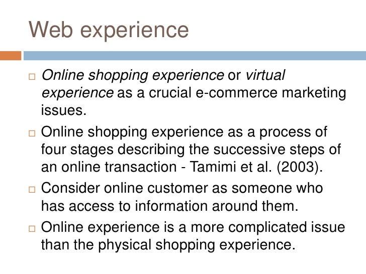 E Commerce Essay  Underfontanacountryinncom Customer Behavior In E Commerce  E Commerce Essay