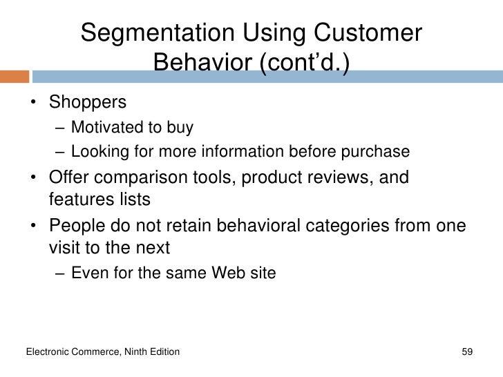 Customer behavior in e commerce boundaries networking 59 fandeluxe Image collections