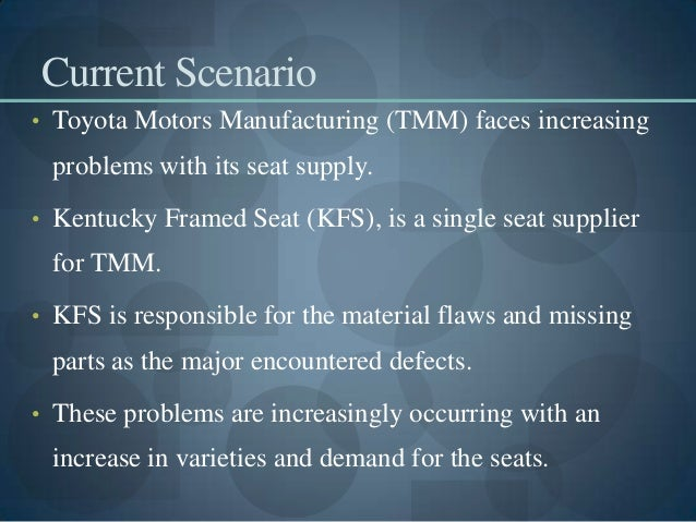 toyota motor manufacturing case study analysis Toyota crisis: management ignorance  1 toyota motor corporation is  this study is done in a way of focusing on the toyota case, it is therefore a case study.