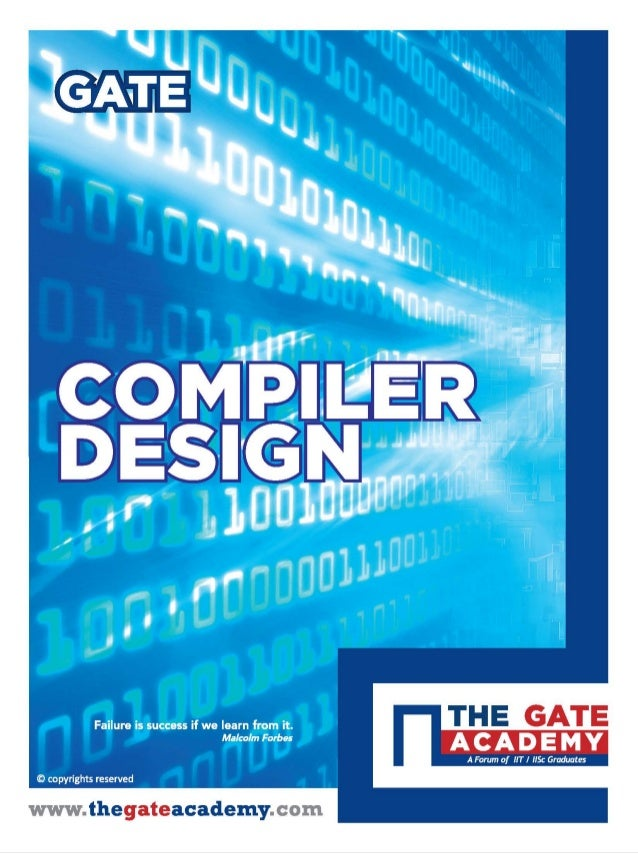 Compiler Design For Computer Science & Information Technology By www.thegateacademy.com