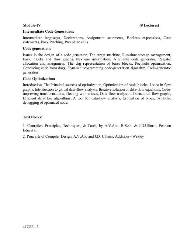 Phoenix compiler research paper