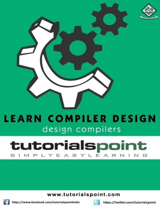 Compiler design tutorial
