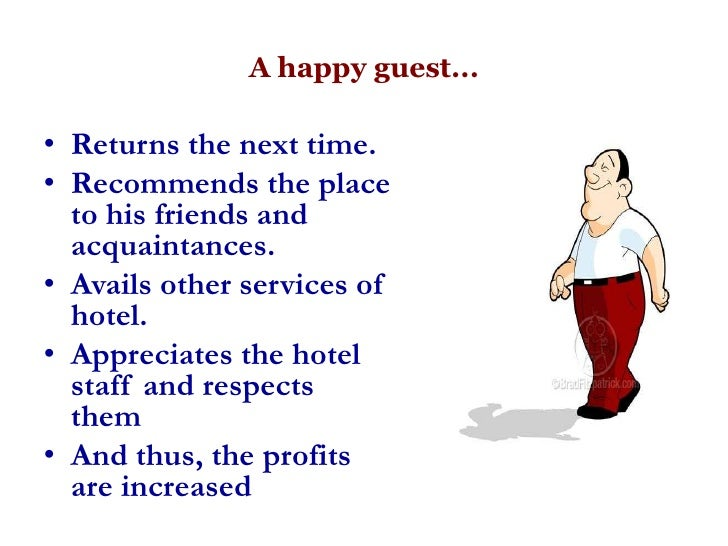 complaint handling in the hospitality industry Complaints can highlight problems with internal processes, training, specific employees/managers, products and customer service share information about complaints in order to allow your team to tackle specific problems.
