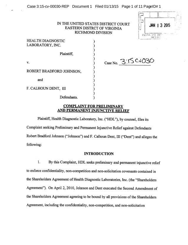 Florida Breach Of Contract Complaint Form Ibovnathandedecker