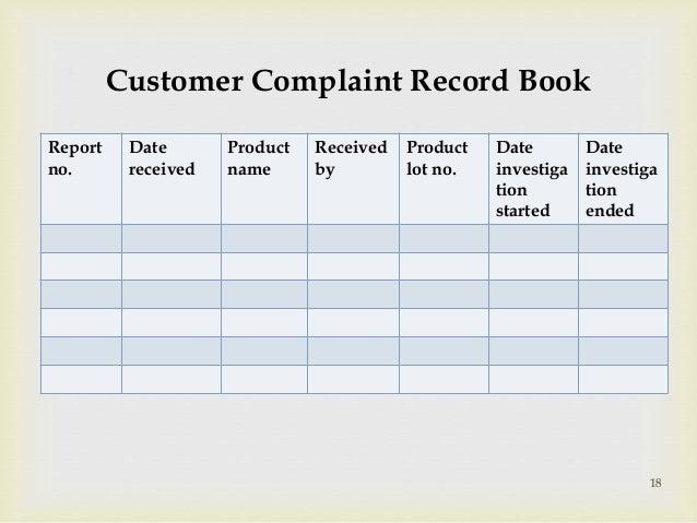 call log report template