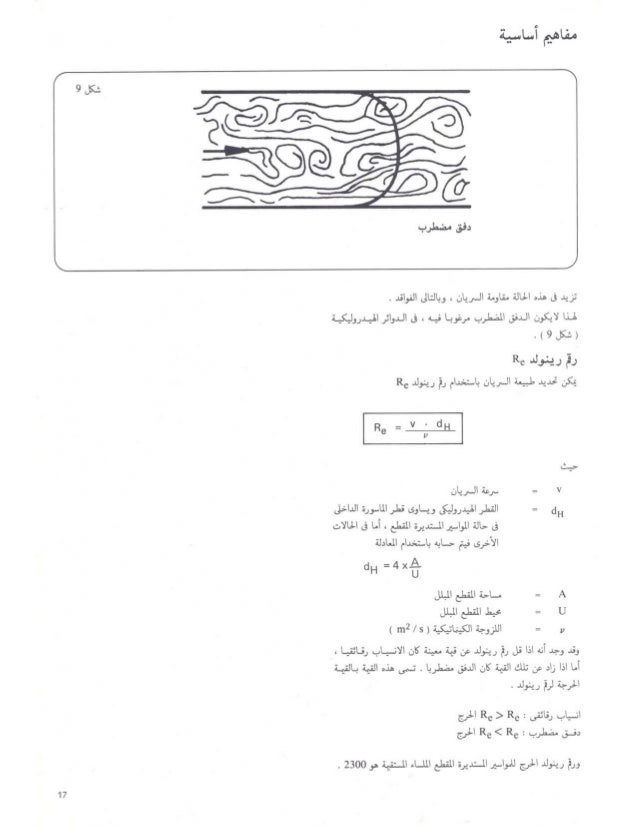 Complate Hydraulic Arabic Book