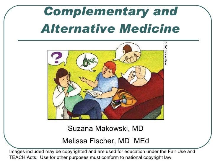 Nursing and Alternative Medicine