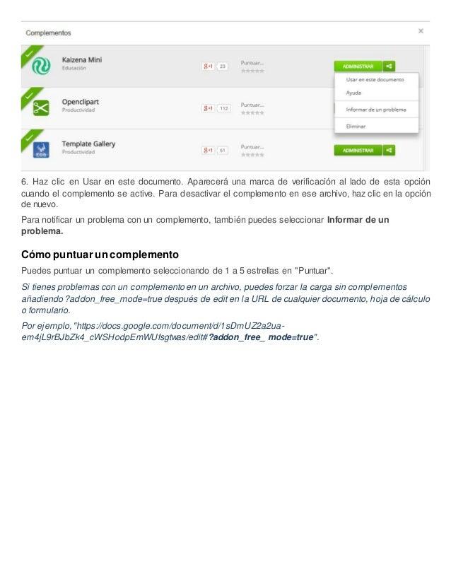 Complementos y extensiones imprescindibles para Google Drive
