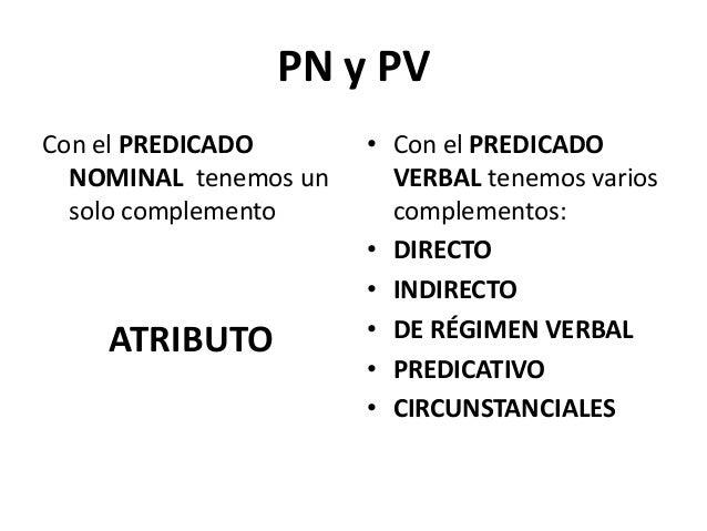 Complementos verbales 2 eso Slide 3