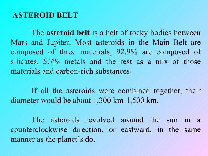 the three largest asteroids are quizlet - photo #32