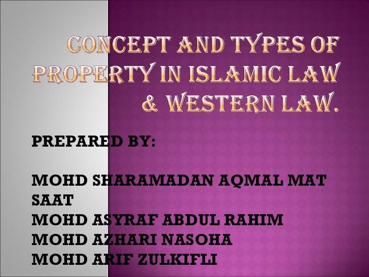 PREPARED BY: MOHD SHARAMADAN AQMAL MAT SAAT MOHD ASYRAF ABDUL RAHIM MOHD AZHARI NASOHA MOHD ARIF ZULKIFLI