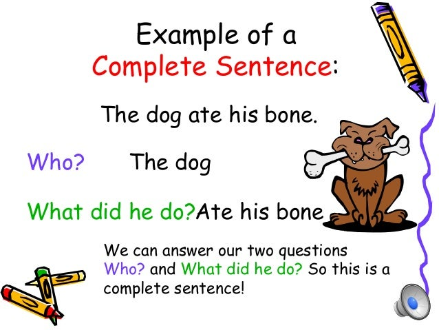 Complete and incomplete_sentences