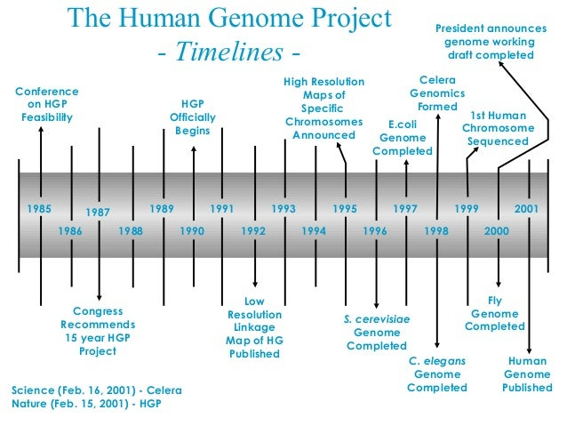 Complete Assignment On Human Genome Project