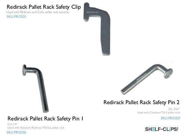 27 Redirack Pallet Rack