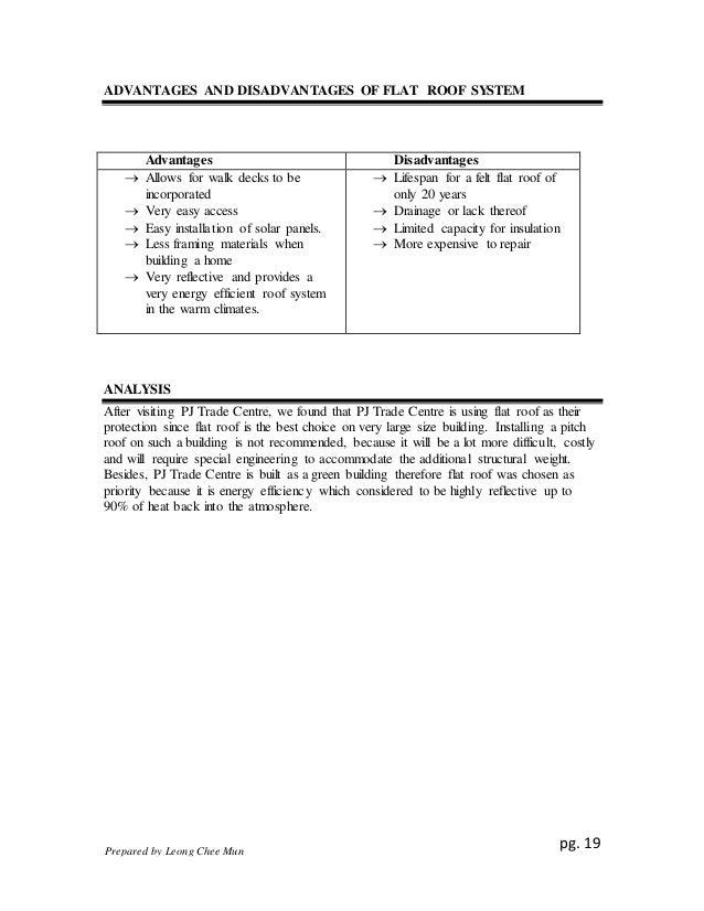 Slab roof disadvantages sc 1 st scribd for Insulated concrete forms disadvantages