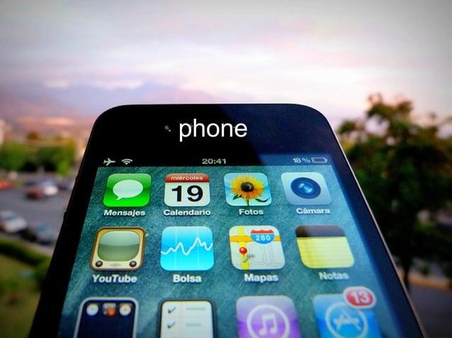 I like to go on my phone phone