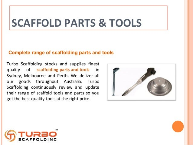 Scaffolding Parts Suppliers : Scaffolding accessories components guide
