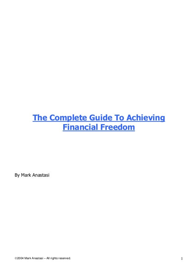 achieving financial independence essay In most cases, students enjoy writing compare and contrast essay as it isn't a boring activity as provides an opportunity to use the imagination.