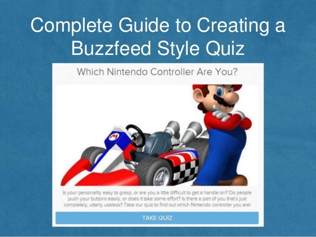 Complete guide to creating a buzzfeed style quiz for Home decor quiz buzzfeed