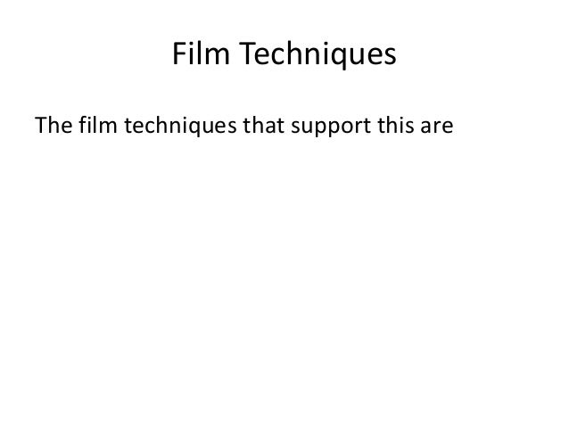 completely blank guide to edward scissorhands film techniques the film techniques that support this are