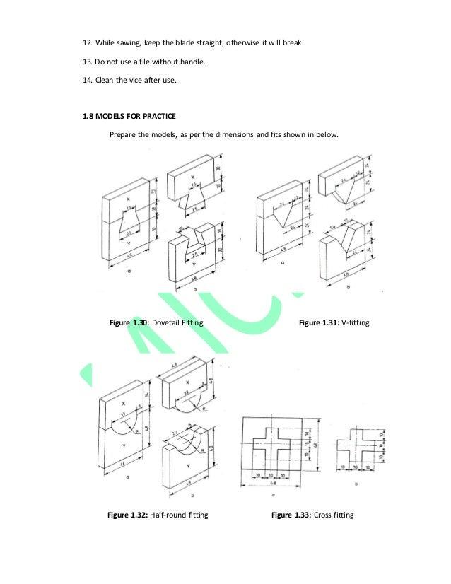 Workshop Practice manual 2016