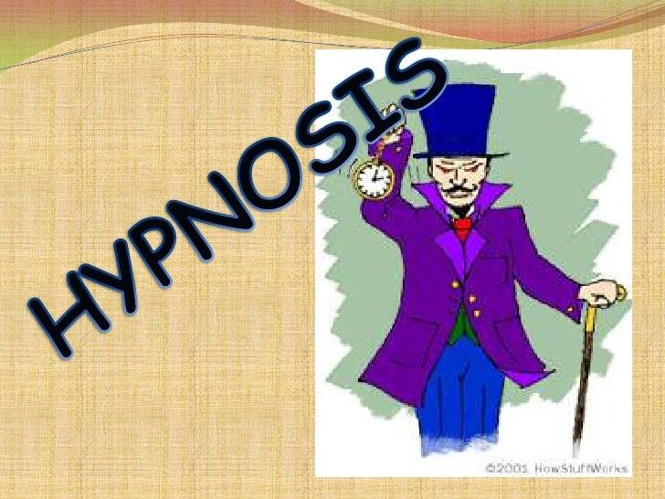 HYPNOSIS<br />
