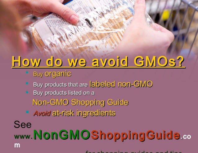 The Documented Health Risks of Genetically Engineered Foods (Long Ver…