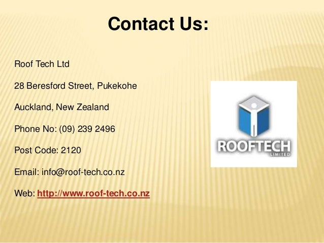 Roof Tech ...