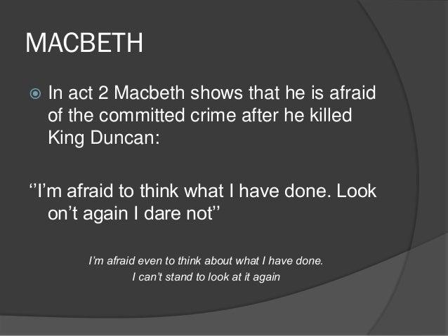 Macbeth commentary act ii scene i