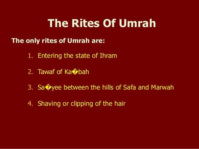 The rites of umrah the solutioingenieria Gallery