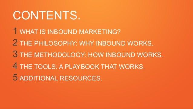 What is Inbound Marketing? A Comprehensive, Downloadable Training Presentation Slide 2