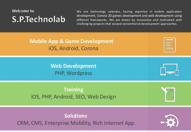 Mobile Game Application And Web Development Services in USA Slide 2