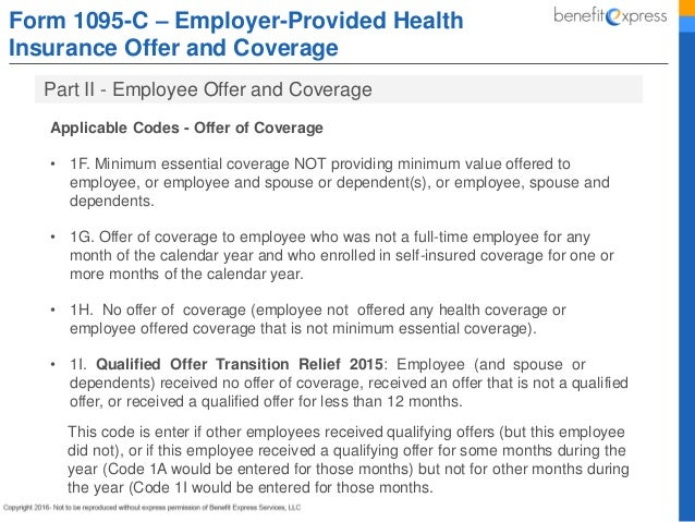 Completing ACA Reporting for Employers With Self-Insured