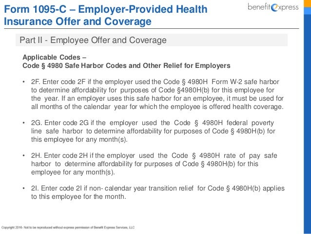 Completing ACA Reporting for Employers With Self-Insured Coverage