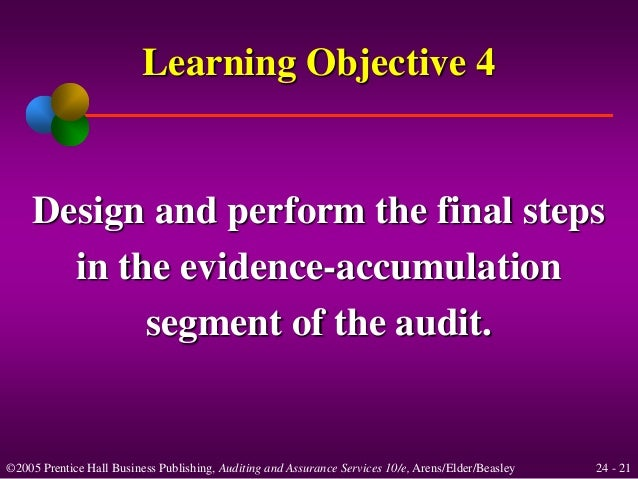Dual dating financial statements 4