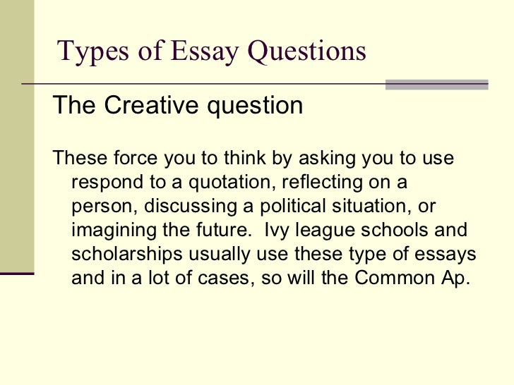 u of i application essay questions As part of the common application, you will be asked to write one essay between 250 and 650 words you must stay within that word count you will be asked to write a response to your choice of one of the five prompts listed below this essay is designed to demonstrate your ability to write clearly and concisely and help you set your.