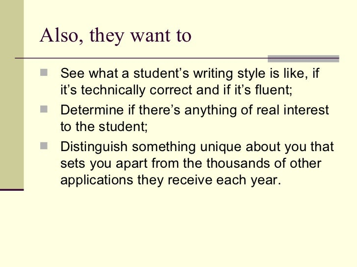 what positions you will separate essay