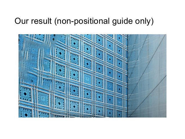 Our result (non-positional guide only)