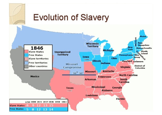 The Slavery In The Usa