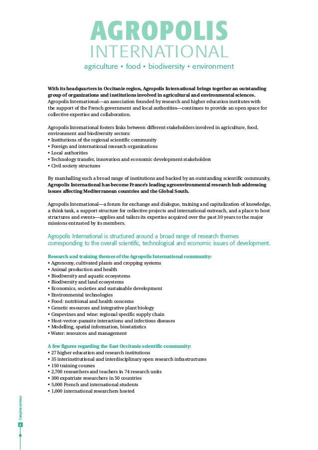 Complex systems - For biology to landscapes Slide 2