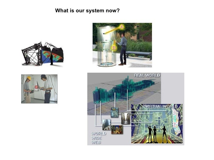 What is our system now?