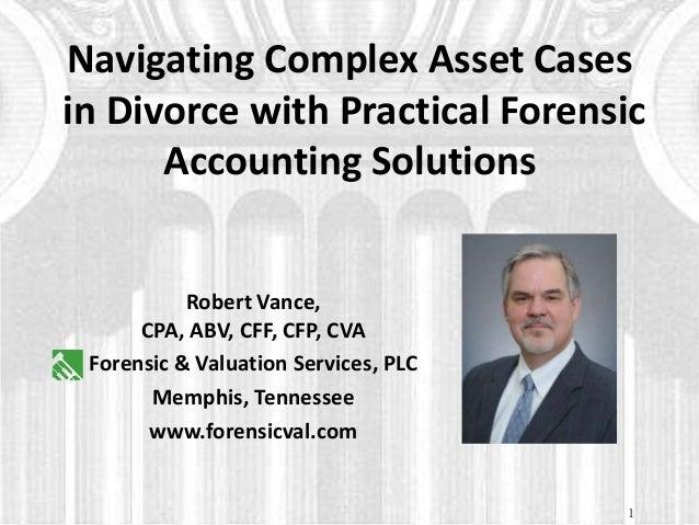 Divorce accountant