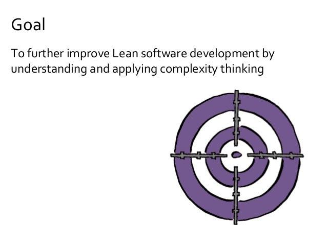 Complexity versus Lean Slide 3