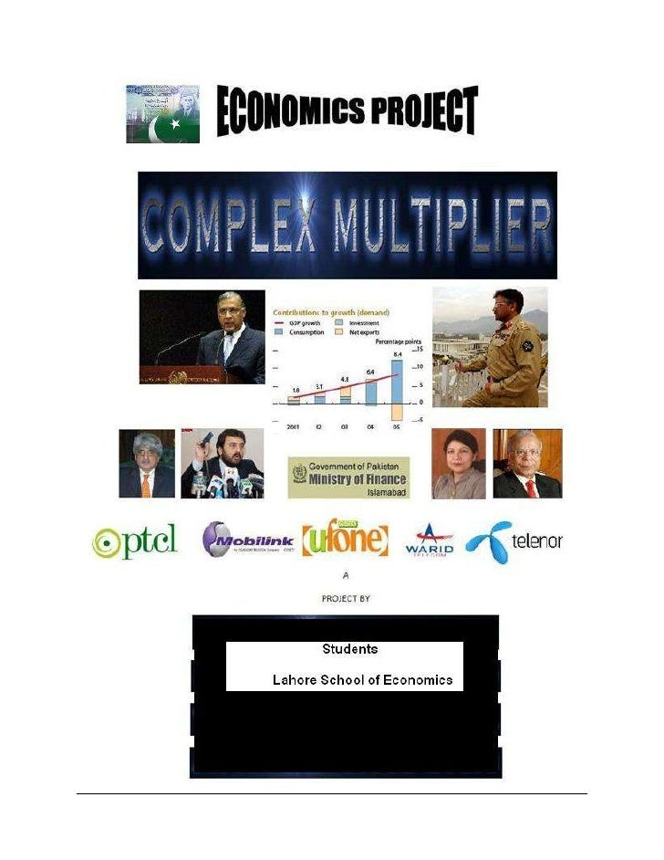 Scope<br />There are four components determining the national income in an open economy, consumption, investment, governme...