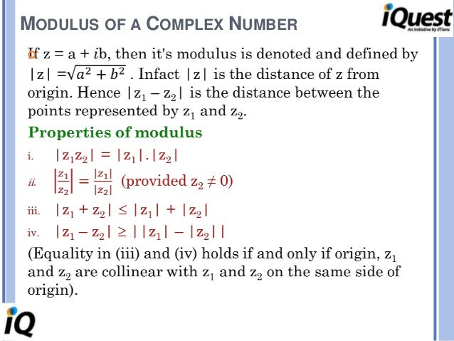 how to write complex numbers