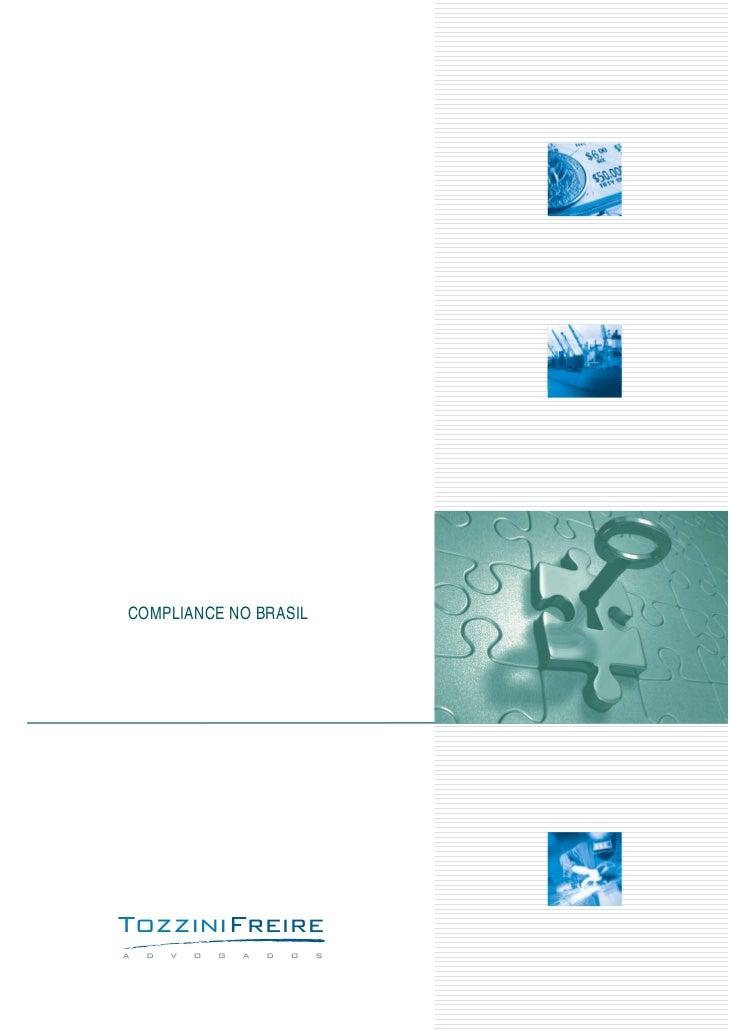 COMPLIANCE NO BRASIL